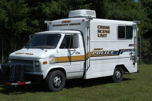 Crime Scene Unit Vehicle