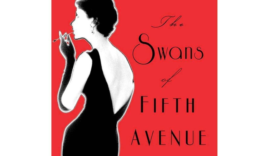 Book Pic - Swans of 5th Ave